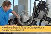 How Long Does it Take to Change Out a Quckie Pulse Motor?  Video