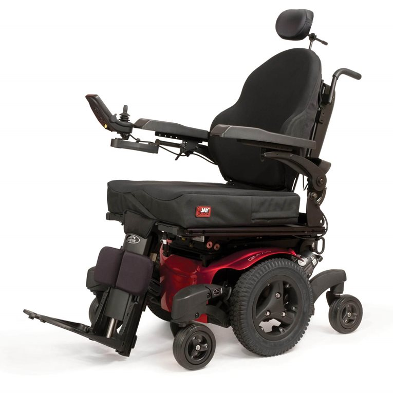 QUICKIE QM-7 Series Power Wheelchairs