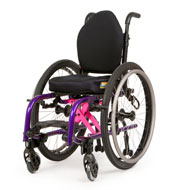Children's Folding Wheelchairs