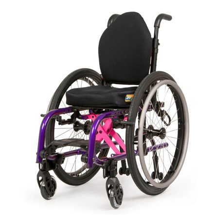 ZIPPIE X-Cape Pediatric Folding Wheelchairs